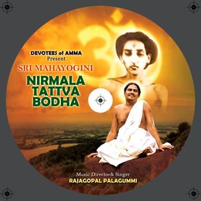 Nirmala Tathva Boda CD Front Cover